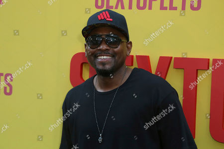 """Omar Epps attends the LA Premiere of """"Sextuplets"""" at the Arclight Hollywood, in Los Angeles"""