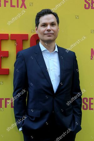 """Michael Ian Black attends the LA Premiere of """"Sextuplets"""" at the Arclight Hollywood, in Los Angeles"""