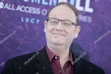 """Marc Cherryattends the LA premiere of """"Why Women Kill"""" at the Wallis Annenberg Center for the Performing Arts, in Beverly Hills, Calif"""
