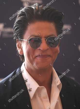 Shah Rukh Khan attends a media event at Collins Place in Melbourne, Australia, 08 August 2019. Shah Rukh Khan is visiting Australia for the Indian Film Festival Melbourne.