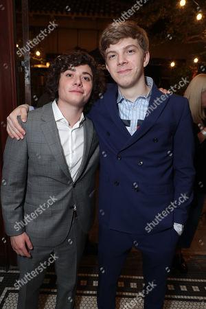 Austin Zajur and Gabriel Rush