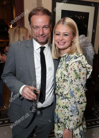 Director Andre Ovredal and Natalie Ganzhorn