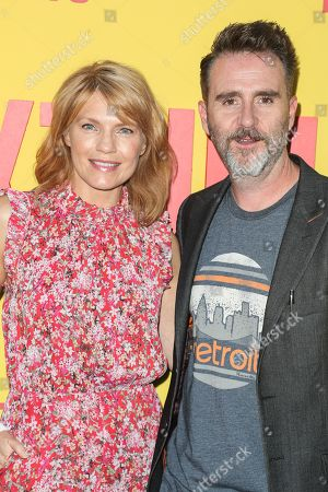 Kathleen Rose Perkins, Chris Moynihan