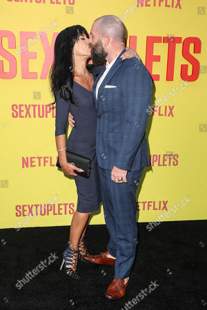 Editorial photo of 'Sextuplets' film premiere, Arrivals, Los Angeles, USA - 07 Aug 2019