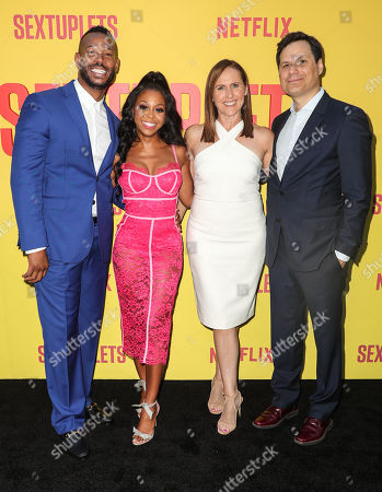 Editorial picture of 'Sextuplets' film premiere, Arrivals, Los Angeles, USA - 07 Aug 2019