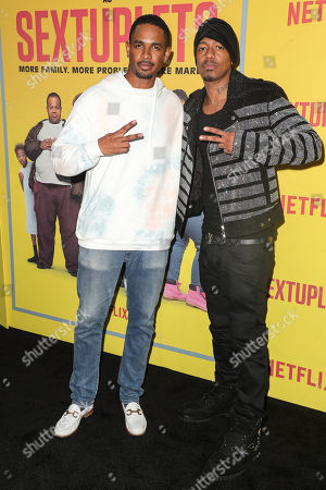 Damon Wayans Jr..., Nick Cannon