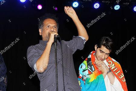 Sarfraz Manzoor and Vivelk Kalra