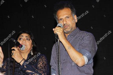 Gurinder Chadha and Sarfraz Manzoor