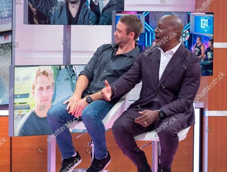 Cody Walker and Tyrese Gibson