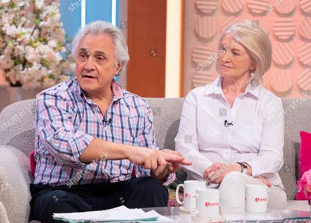 Editorial image of 'Lorraine' TV show, London, UK - 08 Aug 2019