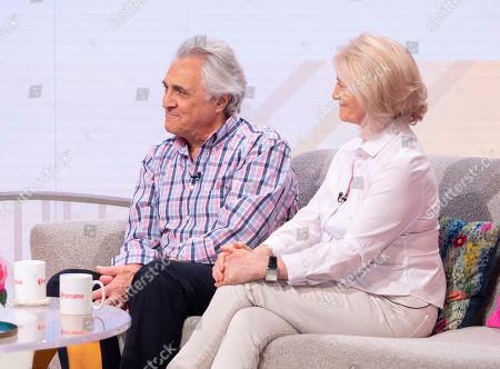 Stock Picture of John Suchet and Nula Suchet