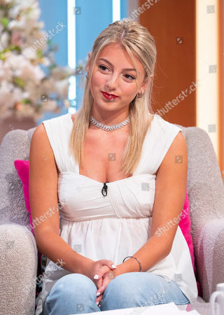 Editorial picture of 'Lorraine' TV show, London, UK - 08 Aug 2019