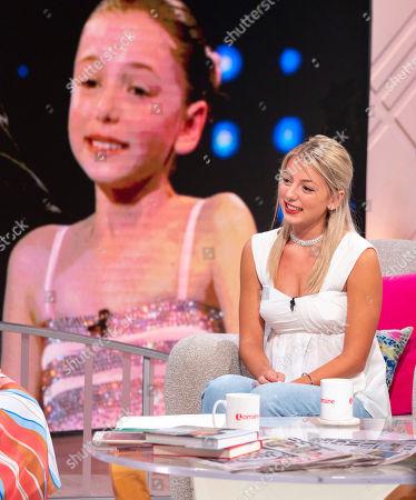 Editorial photo of 'Lorraine' TV show, London, UK - 08 Aug 2019
