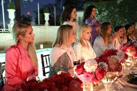 Paris Hilton, Kathy Hilton, Rosanna Arquette, Kelly Lynch
