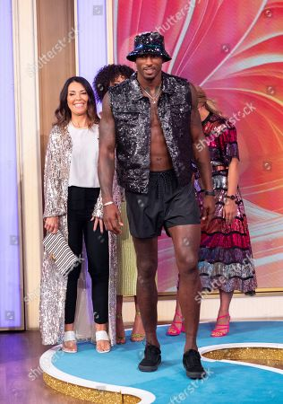 Ovie Soko and This Morning Models