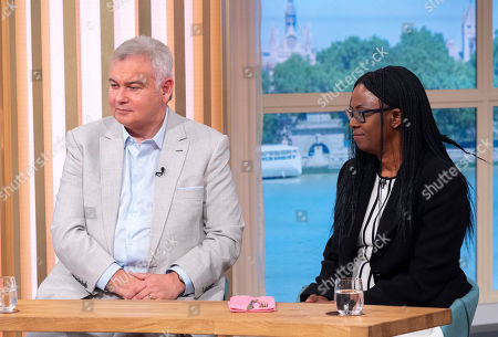 Editorial photo of 'This Morning' TV show, London, UK - 08 Aug 2019