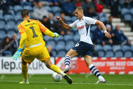 Preston North End v Wigan Athletic