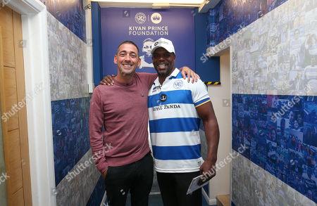 Editorial photo of Queens Park Rangers v Huddersfield Town, Sky Bet Championship, Football, Kiyan Prince Foundation Stadium, London, UK - 10 Aug 2019