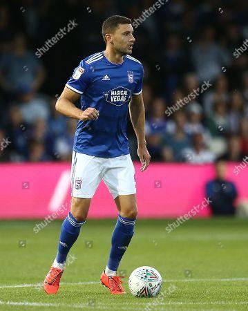 James Wilson of Ipswich Town
