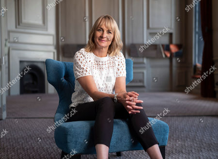 Editorial photo of Louise Minchin photoshoot, London, UK - 16 May 2019