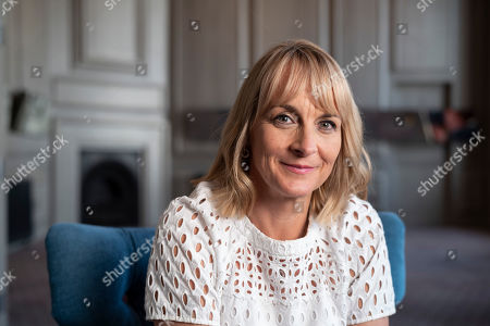 Editorial picture of Louise Minchin photoshoot, London, UK - 16 May 2019