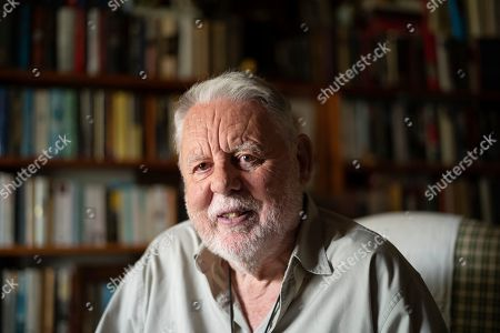 Stock Picture of Terry Waite at 80
