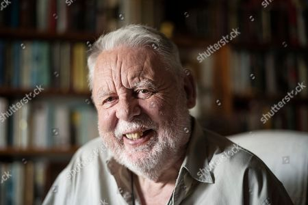 Editorial image of Terry Waite photoshoot, Hartness, Suffolk, UK - 22 May 2019