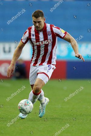 Sam Vokes of Stoke City
