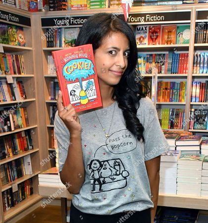 Editorial picture of Konnie Huq 'Cookie and the Most Annoying Boy in the World' book signing, London, UK - 08 Aug 2019