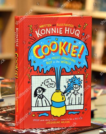 'Cookie and the Most Annoying Boy in the World' book
