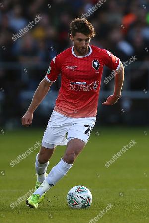 Joey Jones of Salford City