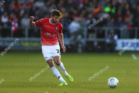 Editorial photo of Salford City v Leeds United, EFL Carabao Cup, First Round, Football, Moor Lane, UK - 13 Aug 2019