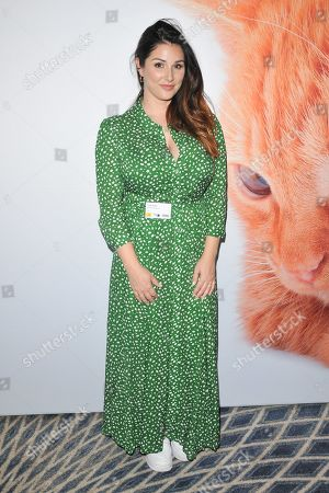 Editorial photo of Cats Protection's National Cat Awards, The Savoy Hotel, London, UK - 08 Aug 2019