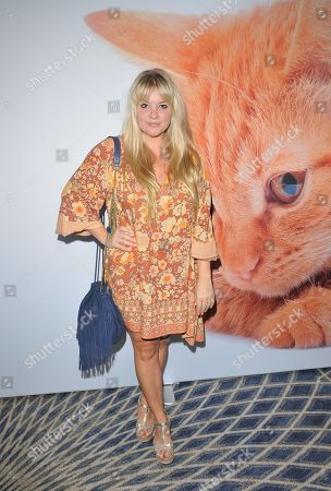 Editorial picture of Cats Protection's National Cat Awards, The Savoy Hotel, London, UK - 08 Aug 2019