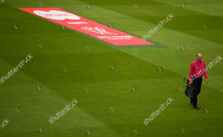 Editorial image of England v Australia, 2nd Test, Day 2, Specsavers Ashes Series, Cricket, Lord's Cricket Ground, London, UK - 15 Aug 2019