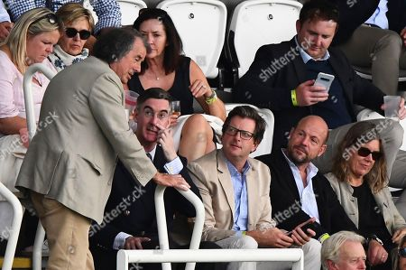 Editorial photo of England v Australia, 2nd Test, Day 4, Specsavers Ashes Series, Cricket, Lord's Cricket Ground, London, UK - 17 Aug 2019