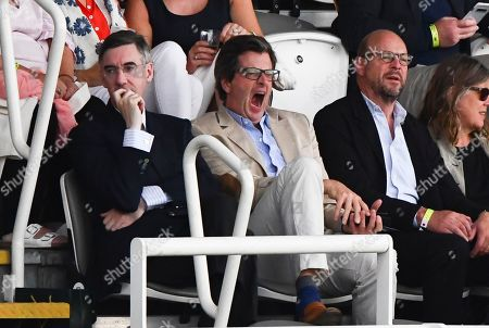 Editorial image of England v Australia, 2nd Test, Day 4, Specsavers Ashes Series, Cricket, Lord's Cricket Ground, London, UK - 17 Aug 2019