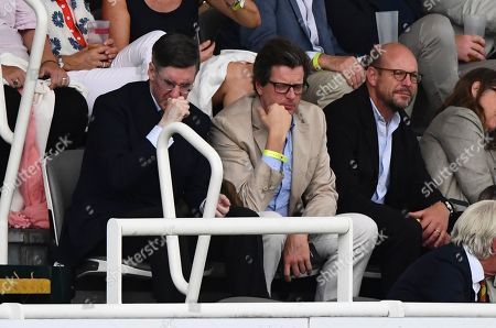 Editorial picture of England v Australia, 2nd Test, Day 4, Specsavers Ashes Series, Cricket, Lord's Cricket Ground, London, UK - 17 Aug 2019