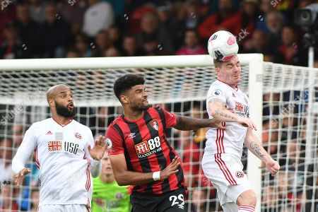 Editorial photo of Bournemouth v Sheffield United, Premier League, Football, Vitality Stadium, Bournemouth, UK - 10 Aug 2019