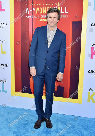 Editorial photo of 'Why Women Kill' TV show premiere, Arrivals, Wallis Annenberg Center, Los Angeles, USA - 07 Aug 2019