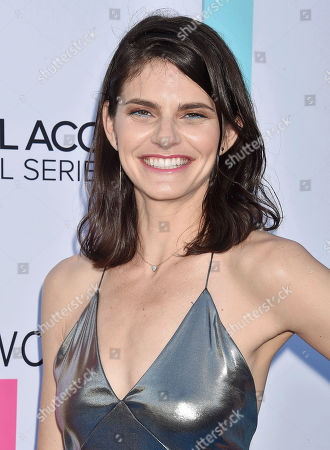 Editorial image of 'Why Women Kill' TV show premiere, Arrivals, Wallis Annenberg Center, Los Angeles, USA - 07 Aug 2019