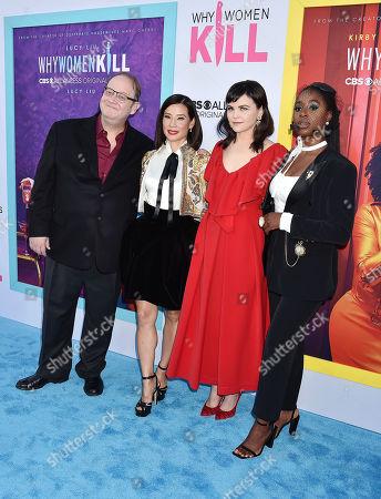 Marc Cherry, Lucy Liu, Ginnifer Goodwin and Kirby Howell-Baptiste