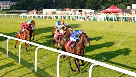 Editorial photo of Horse Racing - 08 Aug 2019