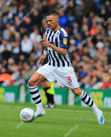Kieran Gibbs of West Bromwich Albion. Paul Roberts/One Up Top/REX.