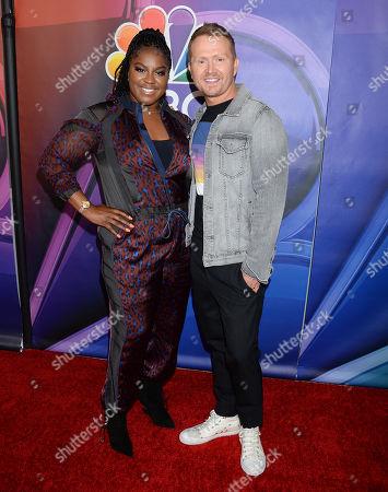 Ester Dean and Shane Mcanally