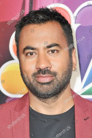 Kal Penn attends the NBC red carpet event during the Television Critics Association Summer Press Tour, in Beverly Hills, Calif