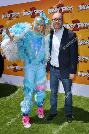JoJo Siwa and John Cohen