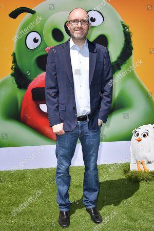 Stock Image of John Cohen