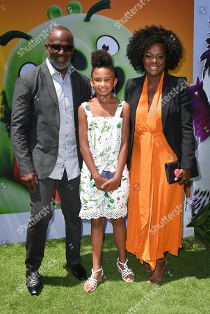 Editorial picture of 'The Angry Birds Movie 2' film premiere, Arrivals, Regency Village Theatre, Los Angeles, USA - 10 Aug 2019