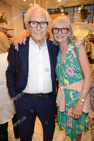 Editorial picture of Dick Polak photo exhibition at Anthropologie store, London, UK - 08 Aug 2019